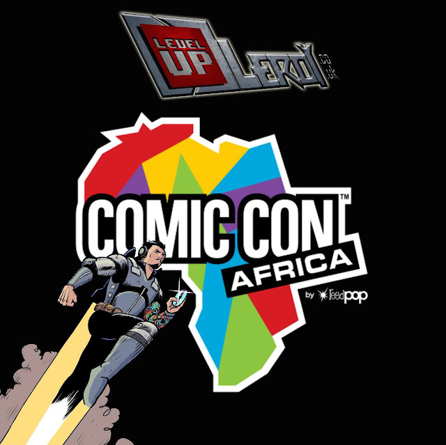 66 Day Count Down to @ComicConAfrica 2019 Has Begun #ComicConAfrica