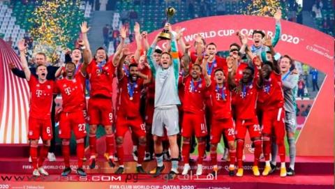 بايرن ميونيخ بطل كاس العالم للأندية