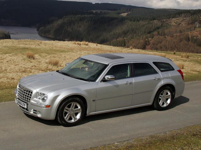 Chrysler 300C Touring / Крайслер 300С Универсал обзор лучших автомобилей