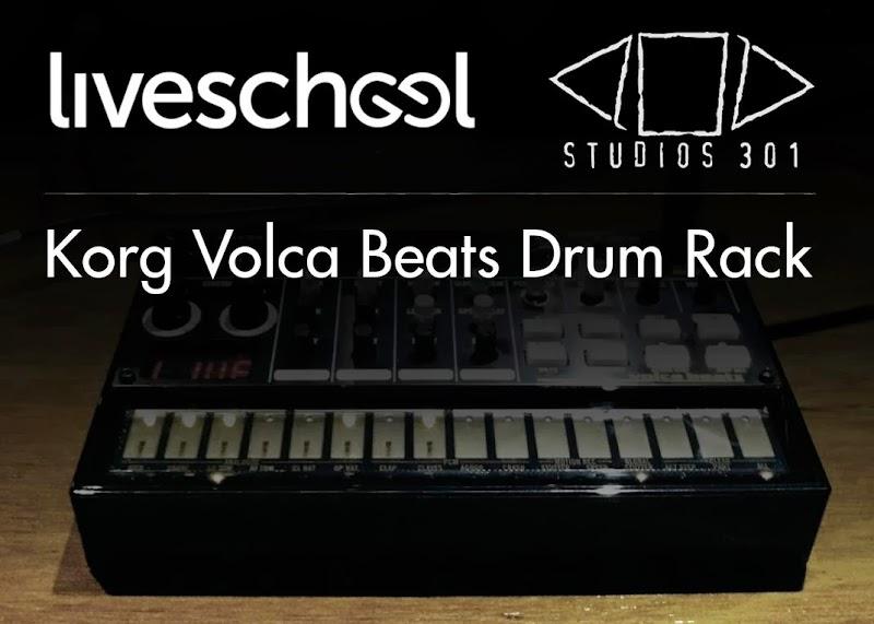 Free Ableton Live Drum Rack