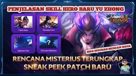 Penjelasan skill hero yu zhong