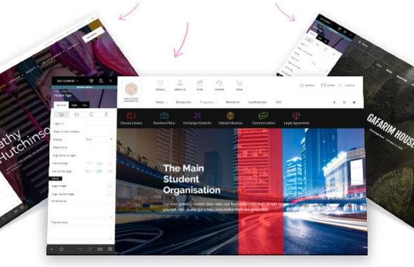 Theme WordPress Newspaper