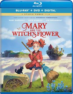 Mary y la Flor de la Hechicera [BD25] *Con Audio Latino