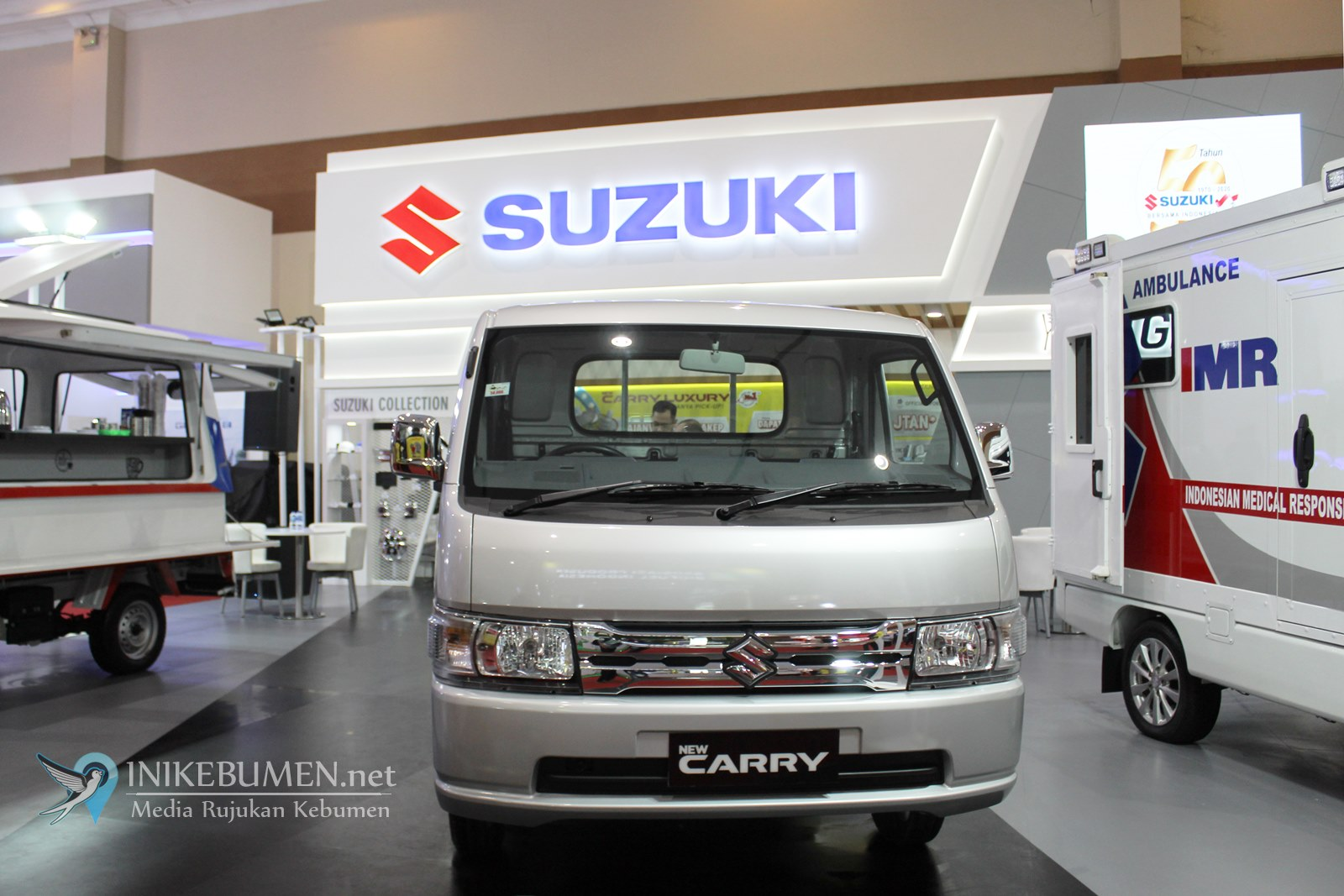 Suzuki Luncurkan New Carry Luxury Variain Tertinggi Rajanya Pick Up