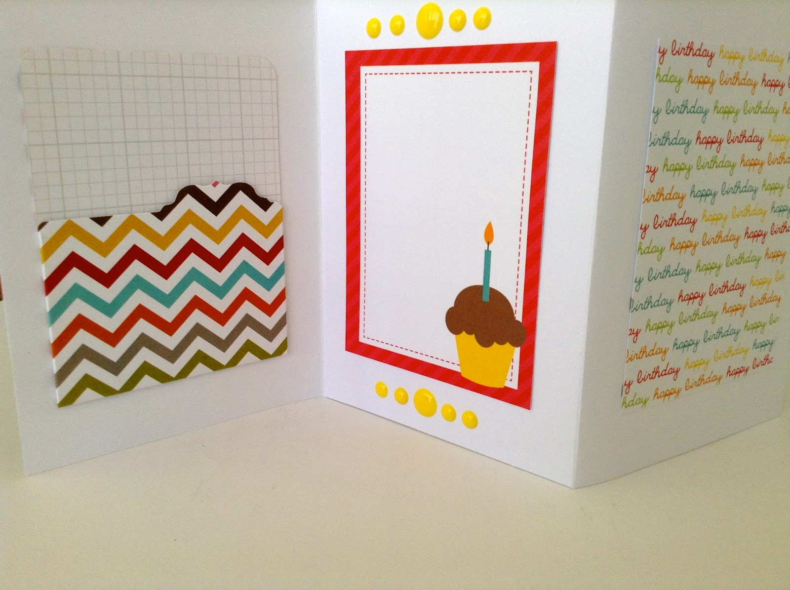The Emi Times Birthday Accordion Cards