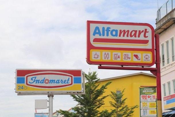 supplier alfamart dan indomaret