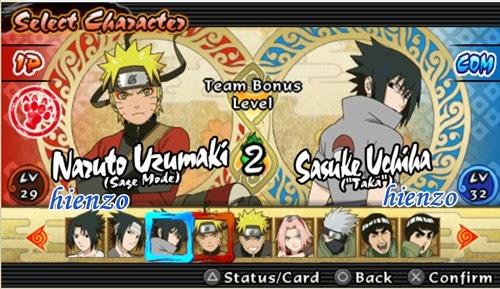 Unlocked All Character Naruto Ninja Impact