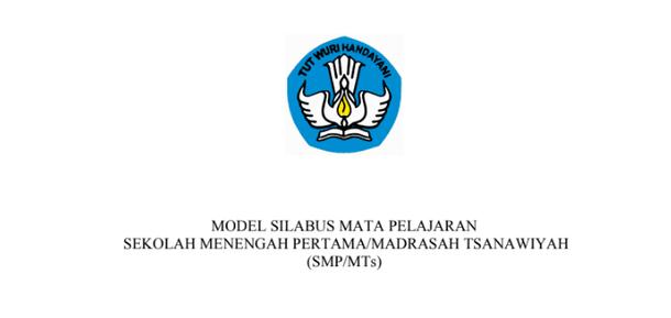Silabus Kurikulum 2013 SMP Kelas 7 8 9 Edisi Revisi 2019-2020