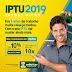 Simões Filho: IPTU não residencial 2019 poderá ser pago com desconto até a próxima quarta-feira (27)