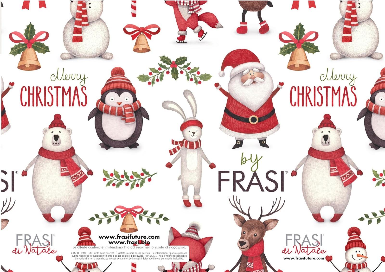 Regali Di Natale Bio.Promozione Regali Di Natale Frasi Future La Tua Bellezza Bio