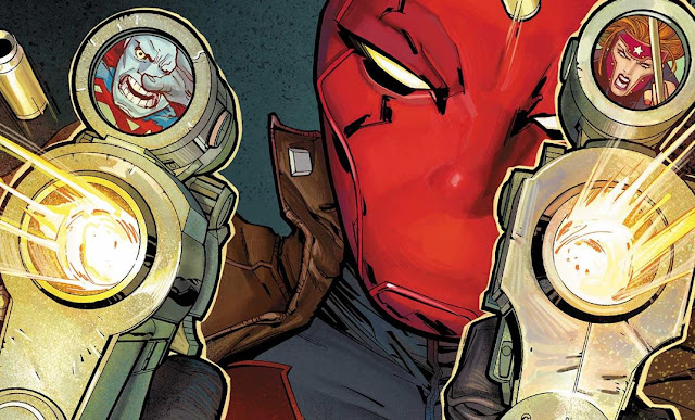 Asal-Usul Red Hood dan Sepak Terjangnya Bersama The Outlaws
