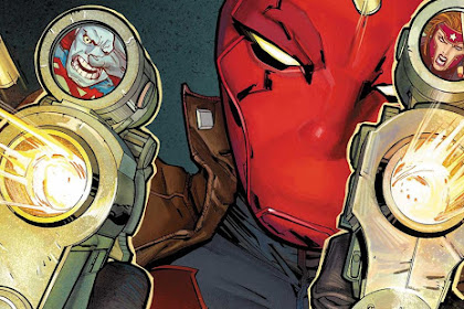 Mengenal Red Hood (Jason Todd) dan Sepak Terjangnya Bersama The Outlaw