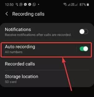 Cara Merekam Panggilan di Hp Samsung-6