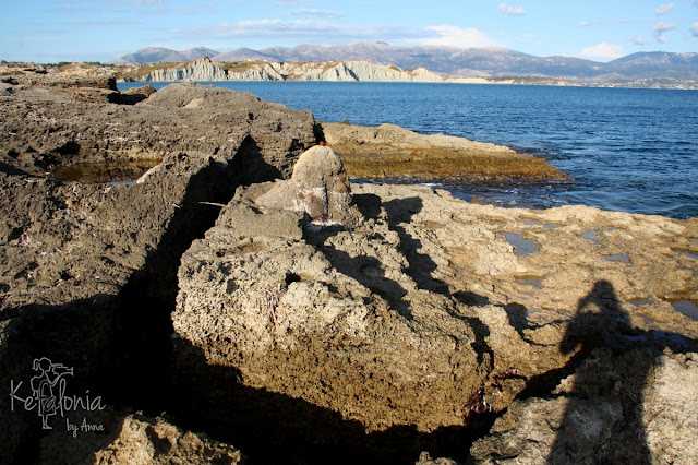 Moving Rock  Kefalonia