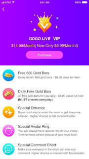 GoGoLive Mod App