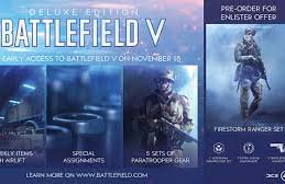 Battlefield V Deluxe Edition Free Download Game Full Version For PC