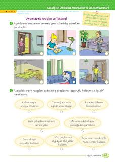 3. Sınıf Hayat Bilgisi Ders Kitabı Cevapları Evrensel İletişim Yayınları Sayfa 99