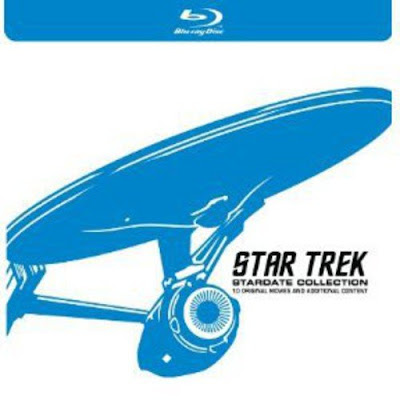 Star Trek Stardate Collection Bluray