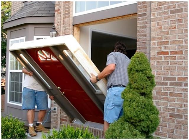 Save Money when replacing doors