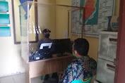 Ruang Kantor SMKN I Kota Baharu Dibobol Maling, 26 Unit HP Merek Kanselir Hilang