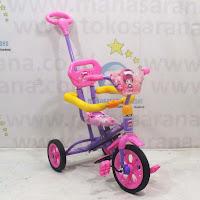 exotic sepeda roda tiga anak bmx