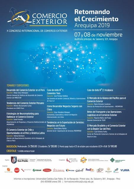 Congreso Internacional de Comercio Exterior