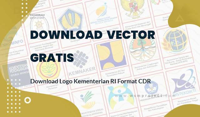Download Logo Kementerian RI Format CDR