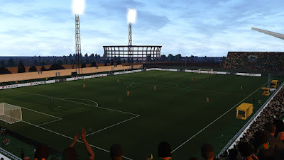 PES 2021 Stadium Polideportivo Sur