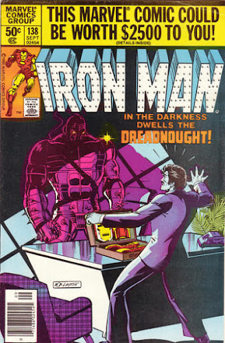 Iron Man #138, Dreadnought