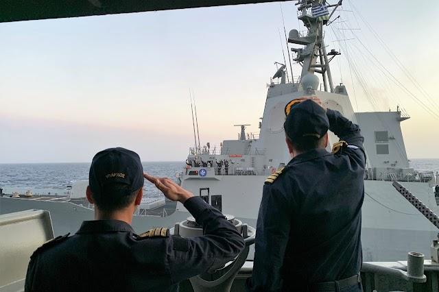 Η «ναυμαχία» για τις φρεγάτες: Με «όπλο» τη Στρατηγική συνεργασία Γάλλοι και Αμερικανοί-Το μήνυμα που στέλνουν οι επιτελείς του ΠΝ