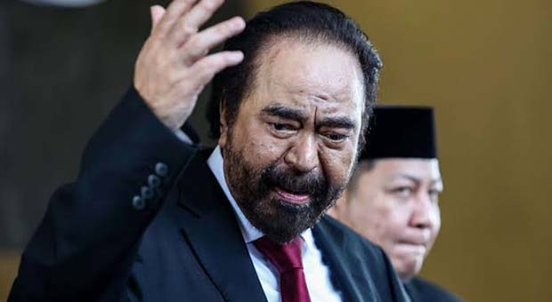 Sindir Surya Paloh, Jokowi Peringatkan Nasdem Agar Tetap di Koalisi