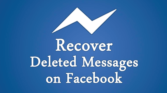 How to Get Deleted Facebook Messages Back (many views)