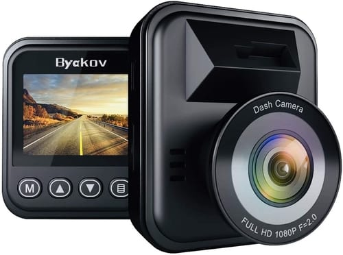 Review Byakov Dash Cam 1080P Dash Camera for Cars