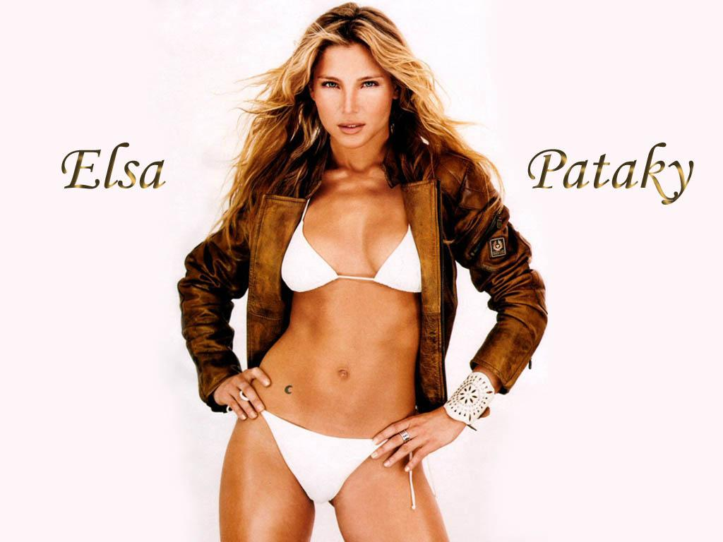 Hollywood Celebrity Elsa Pataky Sexy Pictures