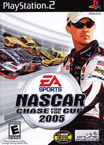 NASCAR 2005 Chase for the Cup Ps2 ISO (Ntsc) (MG-MF)