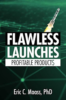 Flawless Launches: Profitable Products book promotion sites Eric Maass