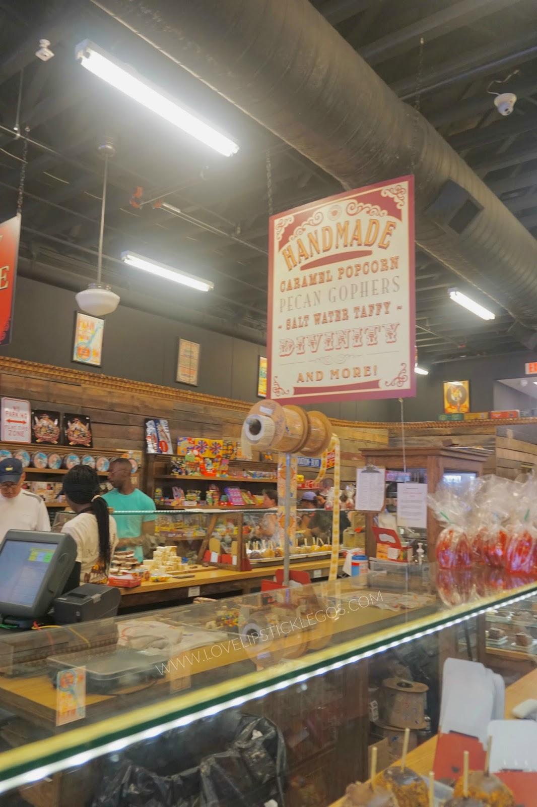 Savannah Candy Kitchen Nashville (49 Images) - Small Home Ideas