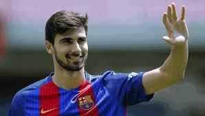 أندريه جوميز يرجع إلى برشلونة