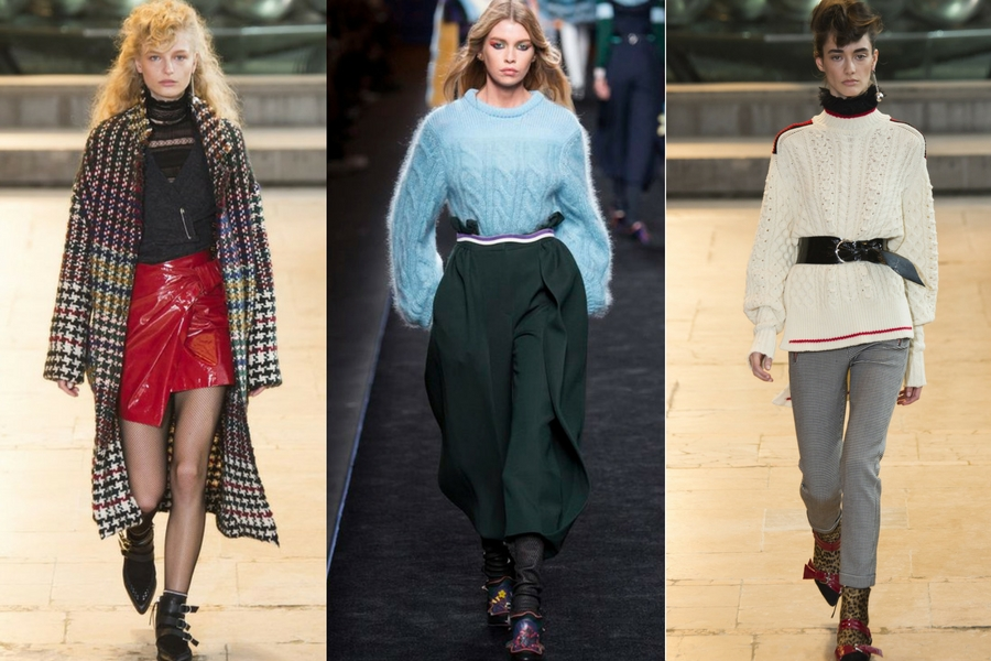 Autumn/Winter Trends-80'sComeback