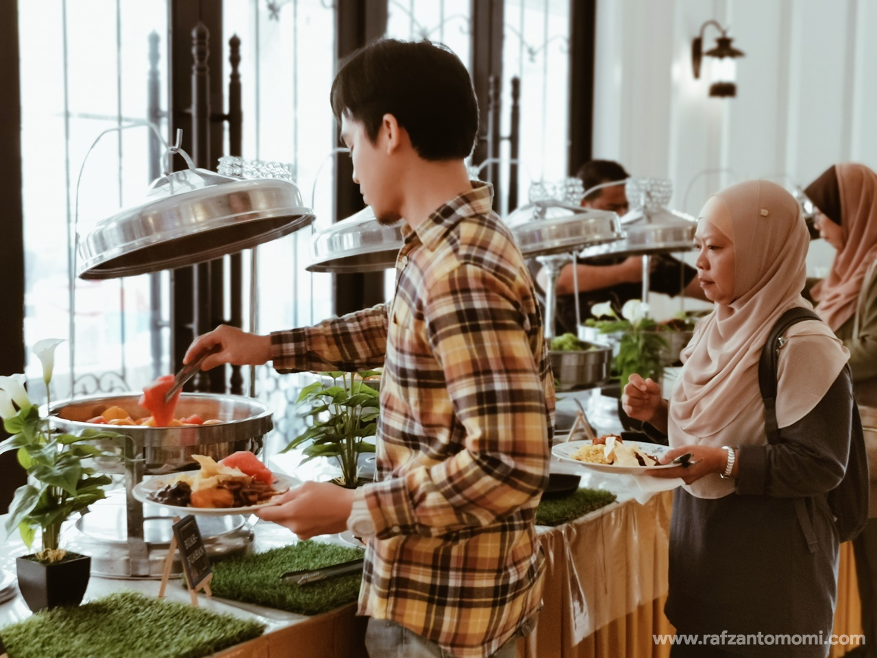 Food Tasting & Open Day Ambassador Putrajaya - 22 September 2019