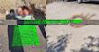 Fotos: Grupo Elite del CJNG abandona las cabezas y los cuerpos de padre e hija junto a mensaje para los Marros en Apaseo el Grande: Guanajuato