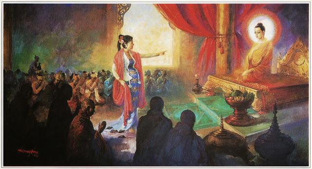 Đạo Phật Nguyên Thủy - Kinh Tăng Chi Bộ -Tàm Quý