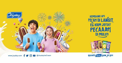 Loker Joy Day Ice Cream Hari ini Terbaru November Joyday DIBUTUHKAN SEGERA Perusahaan yang Joyday Ice Cream Membuka Lowongan Kerja Untuk Posisi Administrasi, Supervisor
