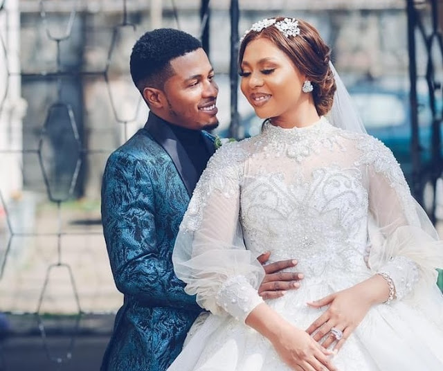 Nigerian Actor Marries Primary School Classmate That Wrote His Name In The List Of Noise Makers