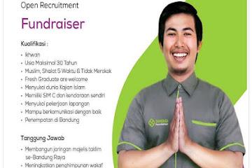 Lowongan Kerja Bandung Fundraiser Sinergi Foundation