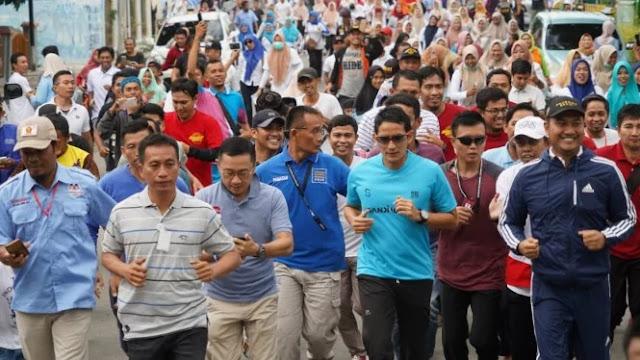 2019, Sandi akan Jadi Warning bagi Jokowi-Ma'ruf Amin