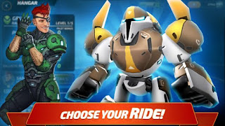 Forge of Titans: Mech Wars Apk v1.3.3 Mod