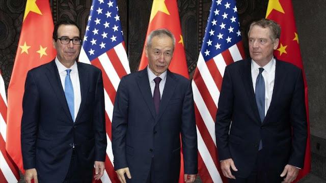 China responsabiliza a EEUU del fracaso del diálogo comercial