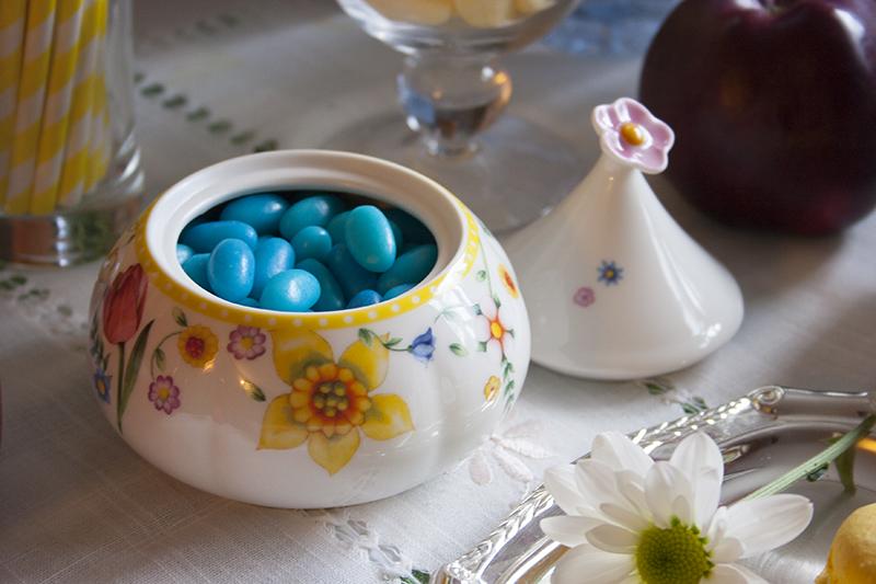 Decorar en familia: Merienda de cumpleaños temática Blancanieves15