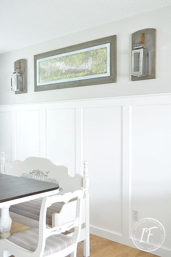 Dining Room Lantern Sconces